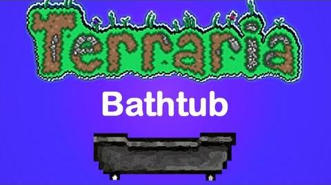 Bathtub Terraria Wiki Fandom Powered By Wikia