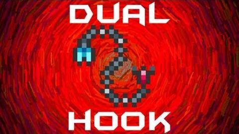 Dual Hook Terraria HERO