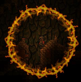 Poción del infierno uso