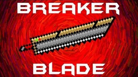 Breaker Blade Terraria HERO