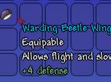 Beetle Wings