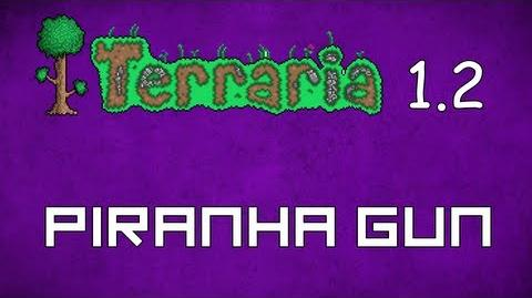 Piranha Gun - Terraria 1