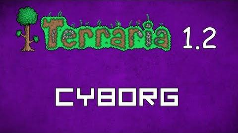 Cyborg - Terraria 1.2 Guide New NPC!