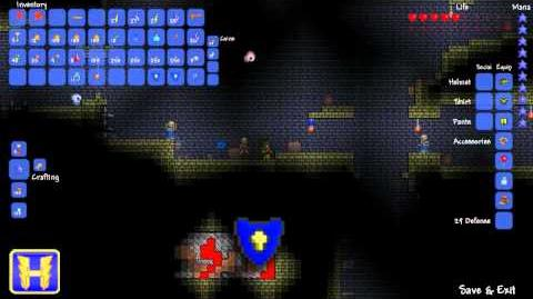 Terraria Cobalt Shield (updated)