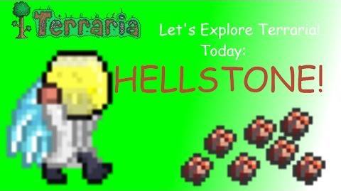 Let's Explore Terraria - Hellstone