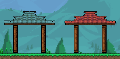 Red Dynasty Shingles | Terraria Wiki | FANDOM powered by Wikia
