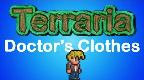 Terraria -The Doctor's Clothes