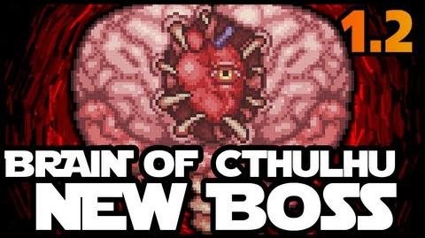 NEW BOSS Brain of Cthulhu, Bloody Spine, The Crimson, Terraria 1 2 Terraria HERO Wiki