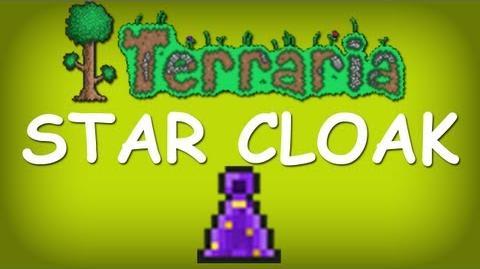 Terraria - Star Cloak