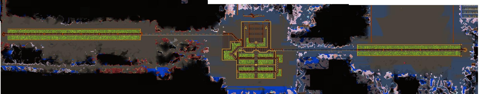 User Blogvazilin Fully Automatic Plantera Farm Afk Terraria Wiring Traps Wiki Fandom Powered By Wikia