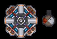 Kernel of the destroyer, concept art by,elisey