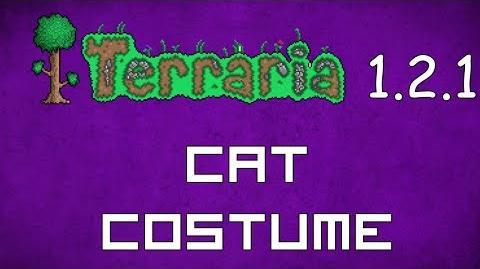 Cat Costume - Terraria 1.2.1 New Social Set!