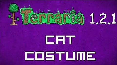 Cat Costume - Terraria 1.2.1 New Social Set!