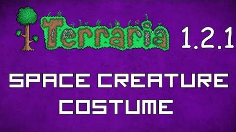 Space Creature Costume