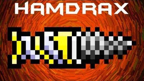 Hamdrax Terraria HERO
