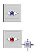 Ophthalmic unit.