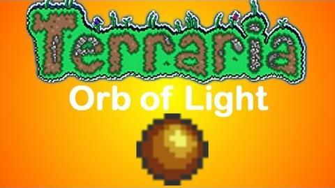 Terraria Orb of Light