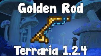 Golden Fishing Rod Terraria Wiki Fandom