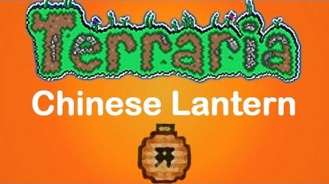 Terraria Chinese Lantern