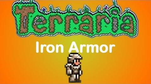 Iron armor terraria wiki fandom powered by wikia publicscrutiny Image collections