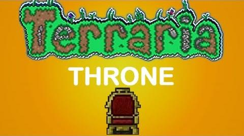 Terraria Throne