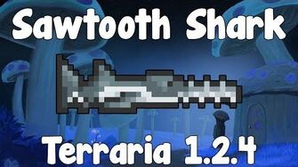 Sawtooth Shark - Terraria 1.2