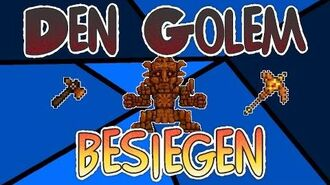 Terraria Golem besiegen (Tutorial)