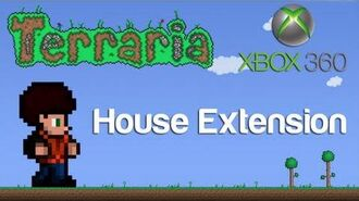 Terraria Xbox - House Extension 4