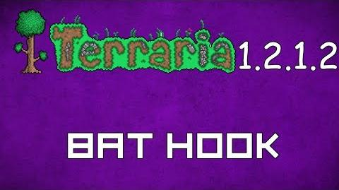 Bat Hook - Terraria 1.2.1.2 Guide New Grappling Hook!
