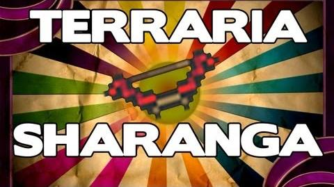Terraria - Sharanga Bow
