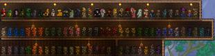Terraria armaduras y trajes