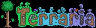 Terraria logo by dak47922-d4l8t7v