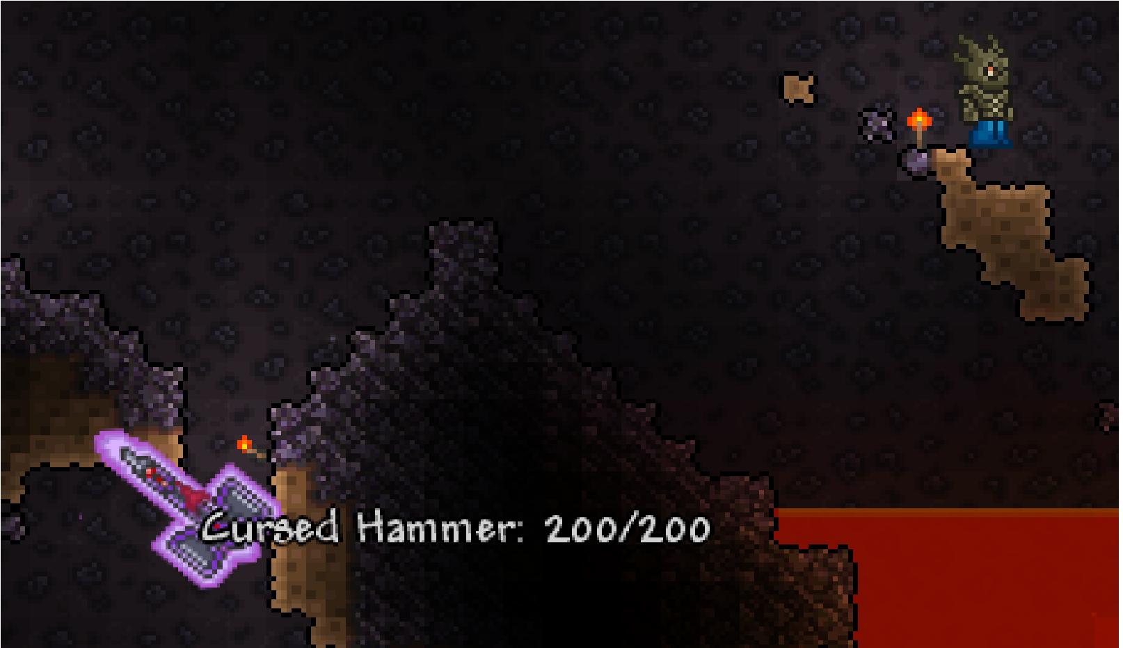 Cursed Hammer