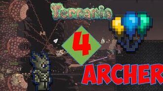 Невозможное возможно! Лучник 4 Terraria Expert