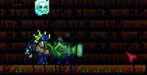 Usando jackhammer