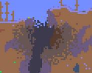 Meteorito mapa