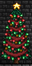 Arbol decorado