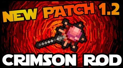 Crimson Rod, New Weapon Terraria 1 2, Brain of Cthulhu, Terraria HERO, Terraria WIKI