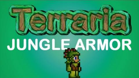 Terraria - Jungle Armor