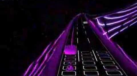 Audiosurf - Matrix