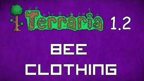 Bee Clothing - Terraria 1.2 Guide New Social Set!