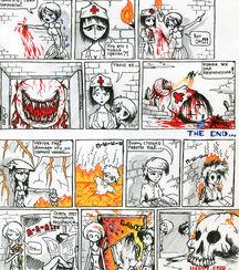 Комиксы (Глаз Ктулху, Гид)