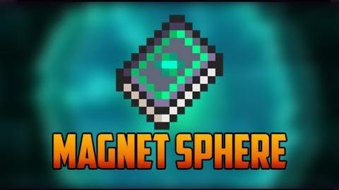 Terraria - Magnet Sphere, caster spell-0