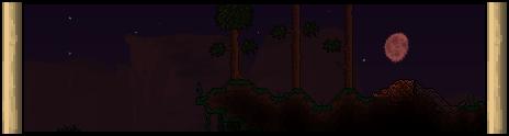 Кровавая луна баннер