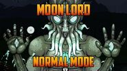 Terraria - Moon Lord Boss, Melee on Normal Mode (1.3.0