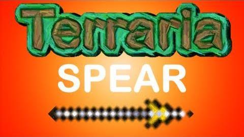 Terraria - Spear