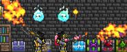 El lanzallamas y el elfmeter