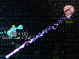 Calavera maldita gigante
