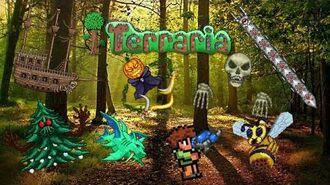 Cuales son,y como invocar a todos los jefes de Terraria 1.3 PC
