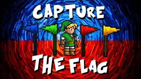 Reborn Mod - New Gamemode Capture The Flag Terraria HERO